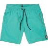 Volcom Men's Lido Solid Trunk - Medium - Mysto Green