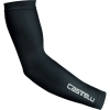 Castelli Men's Pro Seamless Arm Warmer - Small / Medium - Black