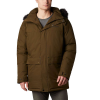 Columbia Men's Winter Rebellion Down Parka - Large - Olive Green