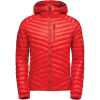 Black Diamond Men's Approach Down Hoody - Small - Hyper Red