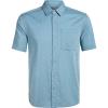 Icebreaker Men's Compass SS Shirt - Medium - Waterfall