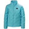 Helly Hansen Juniors' Lifaloft Insulated Jacket - 10 - Scuba Blue