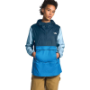The North Face Women's Fanorak 2.0 Jacket - XXL - Clear Lake Blue/Blue Wing Teal/Angel Falls Blue
