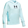 Under Armour Girls' Sportstyle Terry Hoodie - Small - Rift Blue / Black