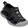 Keen Toddlers' Stingray Sandal - 4 - Black / Drizzle