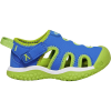 Keen Toddlers' Stingray Sandal - 4 - Brilliant Blue / Chartreuse