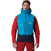 Mountain Hardwear Men's Exposure/2 GTX Pro Jacket - XXL - Traverse
