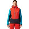 Mountain Hardwear Women's Exposure/2 GTX Pro Jacket - Large - Traverse
