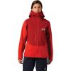 Mountain Hardwear Women's Exposure/2 GTX Pro Jacket - Small - Fiery Red