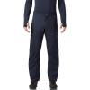 Mountain Hardwear Men's Exposure/2 GTX Active Pant - Large Long - Dark Zinc