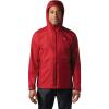 Mountain Hardwear Men's Acadia Jacket - XL - Dark Brick