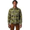 Mountain Hardwear Men's J Tree LS Shirt - Medium - Field Camo