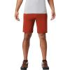 Mountain Hardwear Men's Chockstone Pull On Short - Medium Short - Rusted