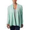 Columbia Women's Slack Water Knit Cover Up Wrap - Small - New Mint