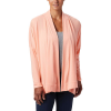 Columbia Women's Slack Water Knit Cover Up Wrap - Medium - Tiki Pink