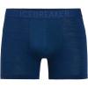 Icebreaker Men's Anatomica Cool-Lite Boxer - Small - Estate Blue