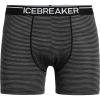 Icebreaker Men's Anatomica Boxers - Large - Gritstone Heather