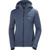 Helly Hansen Women's HP Ocean Sweater Jacket - Medium - GRAPHITE BLUE / MELANGE