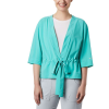 Columbia Women's Armadale 3/4 Sleeve Wrap - Large - Dolphin