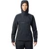 Mountain Hardwear Women's Exposure/2 GTX Paclite Stretch Pullover - XS - Dark Storm
