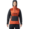 Mountain Hardwear Women's Exposure/2 GTX Paclite Stretch Pullover - Small - Dark Clay