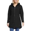 Eddie Bauer Women's Cloud Cap Stretch Insulated Trench - Small - Black
