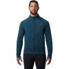 Mountain Hardwear Men's Keele Jacket - Medium - Icelandic