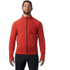 Mountain Hardwear Men's Keele Jacket - XXL - Desert Red