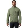 Mountain Hardwear Men's Norse Peak Full Zip Jacket - Large - Field