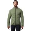 Mountain Hardwear Men's Norse Peak Full Zip Jacket - Medium - Field