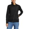 Eddie Bauer Motion Women's Resolution 360 Asymmetrical Jacket - Medium - Black