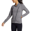 Eddie Bauer Motion Women's Resolution 360 Asymmetrical Jacket - Large - Heather Gray