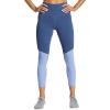 Eddie Bauer Motion Women's Movement Lux High Rise 7/8 Legging - XL - Dusted Indigo