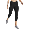 Eddie Bauer Motion Women's Movement Lux Rise Capri - L - Black