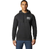 Mountain Hardwear Men's Berkeley 93 Pullover Hoody - XL - Heather Black