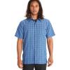 Marmot Men's Eldridge SS Shirt - Medium - Varsity Blue