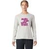 Mountain Hardwear Women's MHW/Tomomi LS Tee - Small - Heather Grey