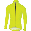 Castelli Men's Emergency Rain Jacket - Small - Yellow Fluo