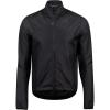 Pearl Izumi Men's Bioviz Barrier Jacket - Large - Black/Reflective Triad