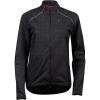 Pearl Izumi Women's Bioviz Barrier Jacket - Medium - Black/Reflective Deco