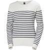 Helly Hansen Women's Skagen Sweater - XS - Offwhite Stripe