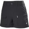 Helly Hansen Women's Maridalen Shorts - Small - Ebony