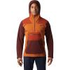Mountain Hardwear Men's Exposure/2 GTX Paclite Stretch Anorak - XXL - Rust Earth