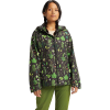 Burton Women's GTX 2L Packrite Rain Jacket - Medium - Phantom Oakledge Floral