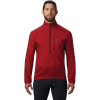 Mountain Hardwear Men's Kor Preshell Pullover - XXL - Dark Brick