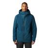Mountain Hardwear Men's Cloud Bank GTX Jacket - Large - Icelandic