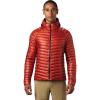 Mountain Hardwear Men's Ghost Whisperer/2 Hoody - XL - Desert Red