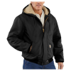 Carhartt Men's Flame Resistant Duck Active Jac - XXL Regular - Black