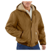 Carhartt Men's Flame Resistant Duck Active Jac - XXL Regular - Carhartt Brown