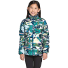 The North Face Girls' ThermoBall Eco Jacket - XS - Jaiden Green Valley Block Print